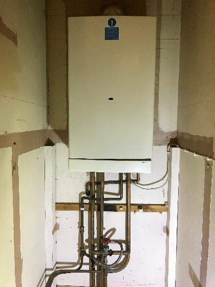 Old unreliable Biasi Combi boiler to be replaced with a new Ideal Esprit eco 2